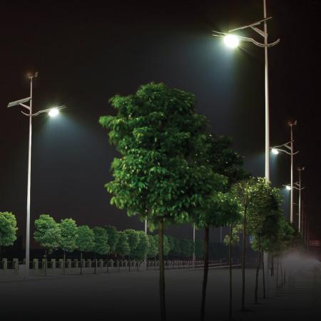 Вуличні світильники